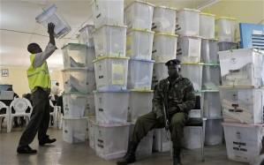 Kenya elections 2013